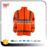 3M safety reflective red jacket for road safety with OEM design KF-071