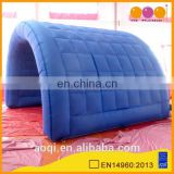 AOQI durable inflatable arch tent/tunnel tent for event