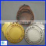 China factory make zinc alloy sport award medal