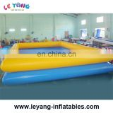 Double tube water pool for swimming / Outdoor water pool games