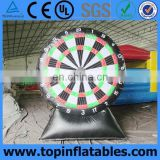 Inflatable dartboard games,outdoor inflatable digital dart board for inflatable soccer darts