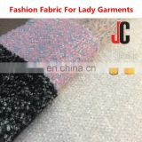 M12991SHaoxing JC textile polyester wool viscose wool blended fabric for dress