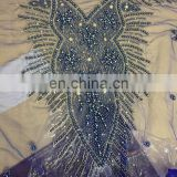 high quality african french lace swiss lace fabric with beads for blouse on alibaba