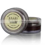 Khadi Natural Herbal Chocolate Lip Balm- With Beeswax & Shea Butter