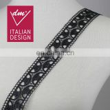3.5cm water soluble lace embroidery lace trimmings