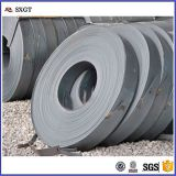 Commercial quality mild Q235B steel hot rolled steel strips in coil