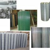 Add to CompareShare Hot dipped galvanized welded wire mesh for garden fence