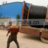 spiral cable coiled cable spring wire for industry machine Low Voltage Flexible Retractable Spiral Spring Coiled Cable