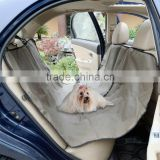 hot sale 600D polyestrer dog sheet covers, waterproof pet car seat cover dog sleep sheet made in China