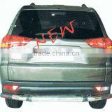 REAR BUMPER BAR FOR MITSUBISHI PAJERO SPORT 2011 ON
