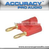Speaker Wire Cable Banana Plug Connector BC006A