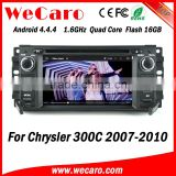 Wecaro WC-JC6235 Android 4.4.4 radio 1080p for chrysler 300c car dvd player 2007 - 2010 Wifi&3G