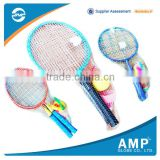 Mini best new brand plastic kids ball badminton racket