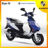 ZNEN MOTOR SUN 4 The new generation 2 seat mobility scooter with good 50cc scooter engines for sale
