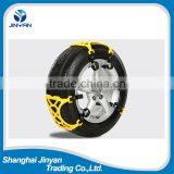 hot selling universal size TPU snow chain for car exported EU