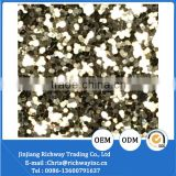 glitter material shoe material for shoe making