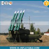 inflatable military Decoy S300 Air Defense Missile                                                                         Quality Choice