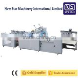 YFMA-800A Automatic Laminating Machine, Bopp Film Hot Lamination Machine, Hydraulic Press Machine