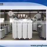 Chinese manuacture supplier 1000kva step down oil high voltage transformer bushing