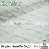 HX05039 100% Polyester Knitted Mattress Ticking Fabric                                                                         Quality Choice