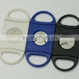 top grade pocket plastic cigar cutter