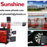 SUNSHINE brand 3D wheel alignment tools with CE and ISO certificate