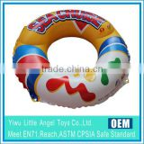 EN71 6P PVC Stock ! Doule Chambers and two handles PVC Inflatable Adult Swimming Water Tube