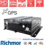 Driver Protection 5ch 1080P Million pixels HD DVR Camera Black box with SMS G-SENSOR Security