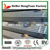 Round Steel Pipe/Tubes Galvanized/Black Annealing For Construction                                                                         Quality Choice