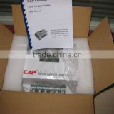 12v/24v 36v/72v 48v/96v automatic recognition Solar chage controller self-owned brand CAP from China