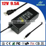 Constant voltage power supply 114W laboratory power supply 12V 9.5A UL CE GS FCC KC RoHS passed