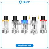 Dual-Clapton Coil Wholesale Aspire Cleito / Cleito Subohm Tank With Factory Price