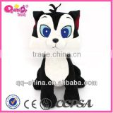 "14"" cat soft toy"