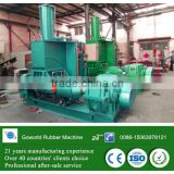 silicone kneader machine / dispersion rubber kneader mixer supplier /rubber mixing plant