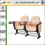 Cheap Auditorium chair folding fabric folding theater chairs Stadium Seating used                                                                         Quality Choice