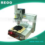 Gluing machine(be used to inject silicon gel for sealing junction box),Precision micro - stepper motor transmission