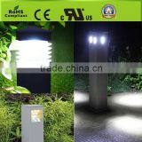 DC 12v/24v Brideglux chip outdoor wall lamp CE&RoHS,led garden light low energy light bulbs led light
