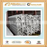 Customer choose length 6M 9M 12M carbon angle steel bar iron angle bars for construction