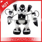 RC robot TT313 infrared control intelligent robot voice control toy with singing, dancing