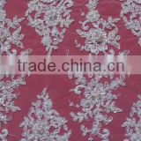 Tower shape double edged trimming lace