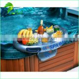 Useful Customized Beautiful Shape Design Hongyi Inflatable Pool/ Spa Bar                                                                         Quality Choice