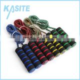 2.7M PP handle cotton crossfit jump rope with double color professional foam