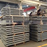 China OEM galvanized steel highway/freeway guardrail post, steel fence post using for traffic barrier