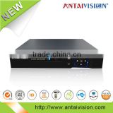 4 ch 1080N real-time playback DVR for security camera system CCTV camera h 264 DVR red/black