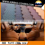 Auto Inner Upholstery Leather For Car/Bus/Truck Seat Cover
