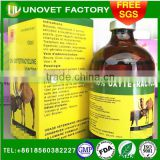 Oxytetracycline HCL Injection for dog from a GMP pharmaceutical factory veterinary medicine