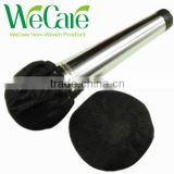 2015 NEW PRODUCT Black Non woven Hygienic Sanitary Microphone Cover