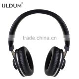Bluetooth Headset Wireless headphones Noise Cancelling headphones with Mic for Mobile Phone from China Factory ULDUM