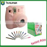 Fujifilm Polaroid Colorful Instant Film Camera Fuji Instax Mini8