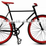 Factory steel road bike high quality road bicycle complete road bike fixed gear bicycle wholesale